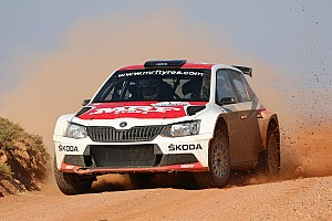 Other rally Race report China APRC: Gill extends points lead, Stohl takes overall win