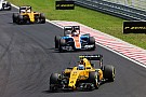 Formula 1 Renault aims to go on
