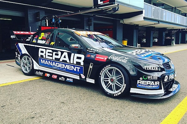 Supercars Breaking news LD Motorsport locks down Sydney backing