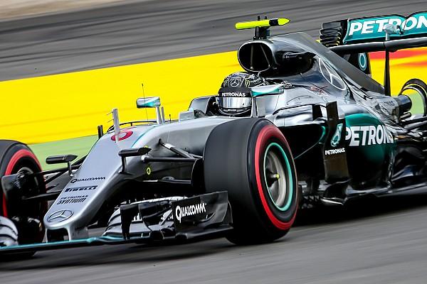 Formula 1 German GP: Vettel closer to Mercedes as Rosberg tops FP2