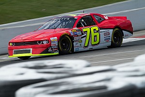 NASCAR Canada Qualifying report Cayden Lapcevich scores first career pole at Sunset Speedway