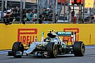 Rosberg set fastest lap in Russia on
