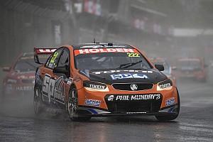 V8 Supercars Race report Cilpsal 500 V8s: Percat wins bizarre rain-shortened race