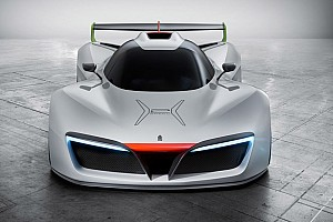 Automotive Breaking news Pininfarina and GreenGT launch 300kph hydrogen track car
