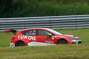 TCR Qualifying report Qualifying – Pepe Oriola beats Gianni Morbidelli by 1/1000
