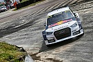 World Rallycross Lydden WRX: Ekstrom snatches win from Solberg in finals