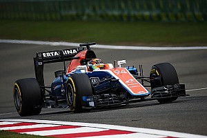 Formula 1 Breaking news Wehrlein: Manor can target points in 2016