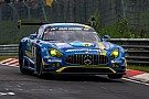 Endurance Mercedes claims pole in frantic Nurburgring 24h qualifying