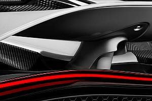 Auto Actualités Un premier teaser pour la McLaren 720S