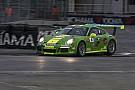 Prodotto Fotogallery: le Porsche della GT Cup sfrecciano al Motor Show