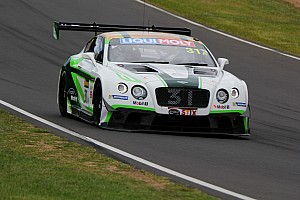 Endurance Race report Bathurst 12 Hour: Bentley leads three hours in