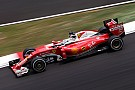 Formula 1 Ferrari expected to qualify third, admits Vettel