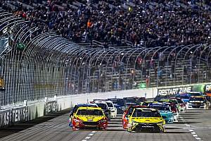 NASCAR Sprint Cup Special feature NASCAR Roundtable - Texas