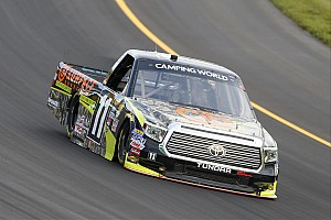 NASCAR Truck Breaking news Moffitt to return for three more Truck races with Red Horse Racing