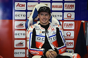 MotoGP Practice report Brno MotoGP: Redding leads wet warm-up, Lorenzo struggles