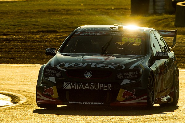 Supercars Lowndes says consistency is key to title charge