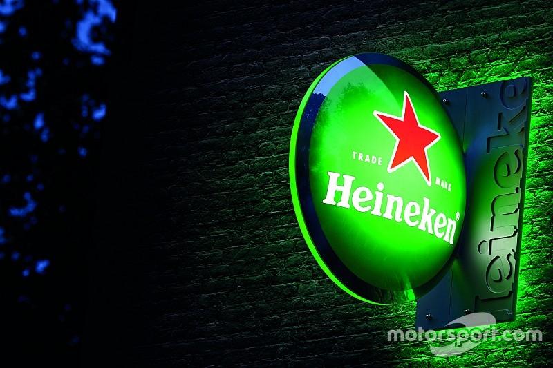Аналіз: як Heineken збирається сколихнути Формулу 1