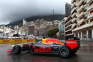 Formula 1 Race report Error, podium and disappointment for Red Bull on the Monaco GP