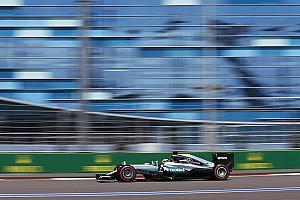 Formula 1 Practice report Russian GP: Hamilton leads Rosberg in final practice