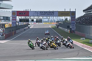 Asia Road Racing Championship Breaking news ARRC proposes for two Indian rounds in future