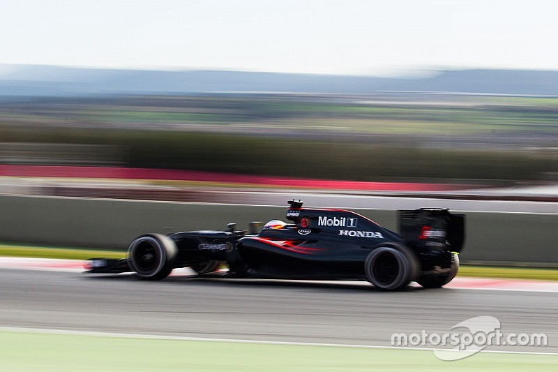 Alonso: McLaren needs more performance after