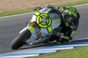 MotoGP Breaking news Iannone withdraws from Jerez MotoGP test after first day