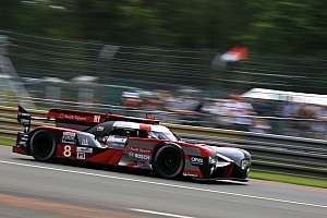 Le Mans Breaking news Audi has
