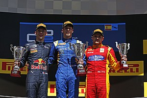 GP2 レースレポート GP2スペインラウンド。ナトとリンが勝利を分け合う