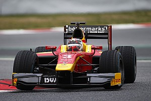 GP2 Testing report A very successful three days of testing for Racing Engineering at Barcelona