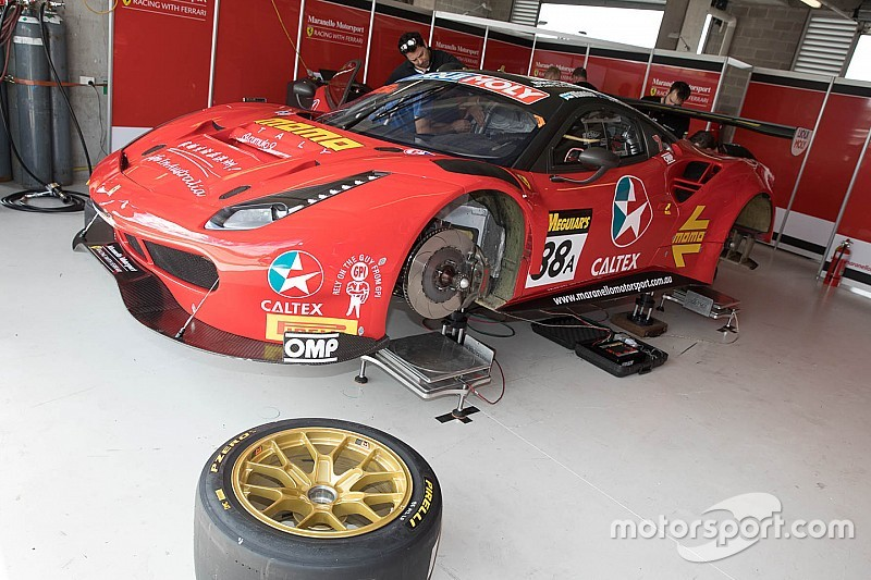 Bathurst 12 Hour: Maranello Ferrari leads opening practice