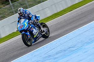 MotoGP Testing report Final day of Jerez MotoGP test hit by poor weather
