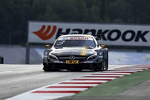 DTM Race report After hard-fought Race 1 in Spielberg, Paul Di Resta continues to lead the DTM drivers' standings