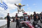 Indy Lights Urrutia beats Stoneman as Carlin duo stumbles