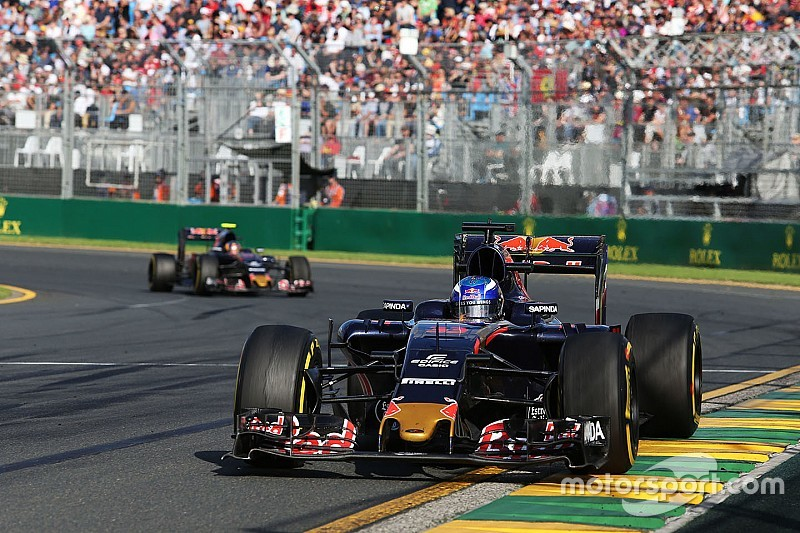 Verstappen lashes out over Toro Rosso's race strategy