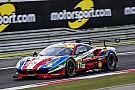WEC Sam Bird: Ferrari back to winning ways at the 'Ring