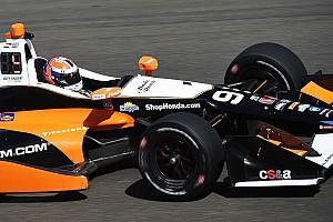 "IndyCar Breaking news Rossi looking for ""huge improvements"" in 2017"