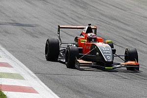 Formula Renault Race report Spa Eurocup: De Sadeleer takes maiden win after Defourny's jump start