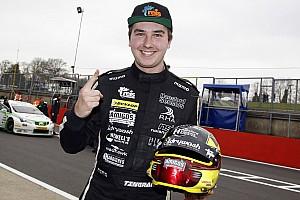 BTCC Race report Brands Hatch BTCC: Maiden win for Ingram in season opener