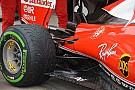 Bite-size tech: Ferrari rear brake duct winglets and floor strake