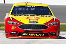 NASCAR Sprint Cup Penske teammates draft their way to the top of second 500 practice