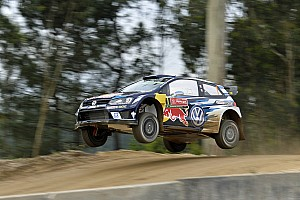 WRC Stage report Portugal WRC: Ogier leads Neuville in Super Special opener