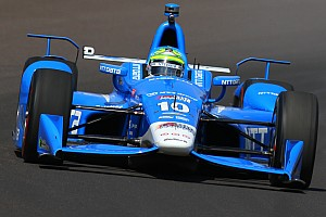 IndyCar Breaking news Dixon, Kanaan upbeat over Honda prospects for Indy 500
