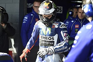 MotoGP Special feature Mamola column: Lorenzo badly needs to overcome fears
