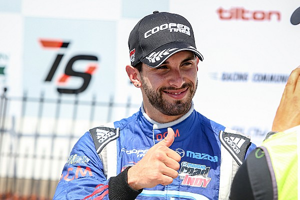 IndyCar Breaking news Serralles to test IndyCar for Andretti Autosport