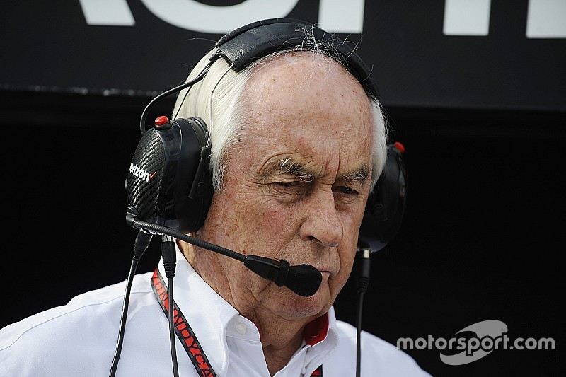 "Penske ""positive"" about Frye's approach to IndyCar competition role"