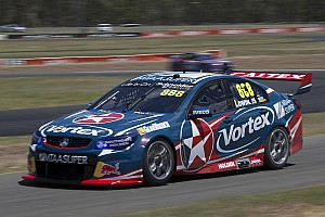 Supercars Breaking news Lowndes completes first test since injury