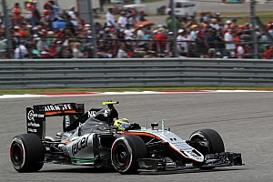 "Formula 1 Breaking news Force India ""played get out of jail card"" in Austin, says Fernley"