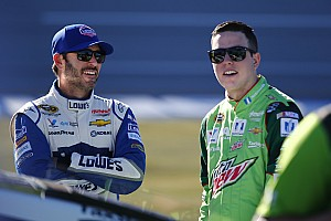 NASCAR Sprint Cup Commentary In Earnhardt's absence, Bowman has stepped up
