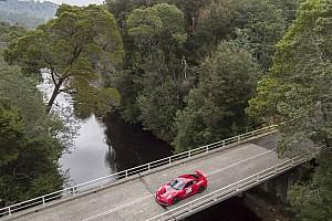 Other rally Stage report Targa Tasmania: White, Close continue tight battle