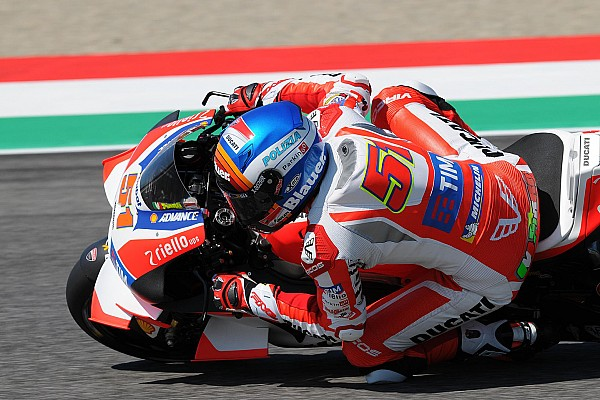 MotoGP Pirro replaces injured Baz at Barcelona